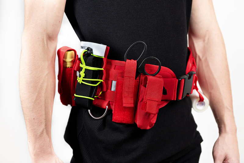 Modular Rescue Belt
